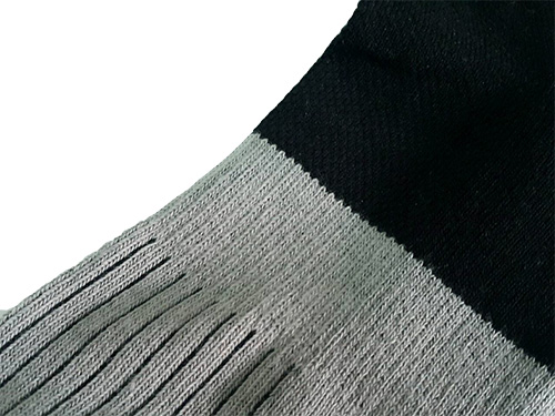 B011  asali  炭纖維1/2機能運動襪 [ 加強版 ] 3