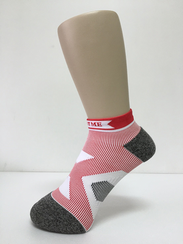 TRUST ME  3D科技輕量抗菌壓力運動襪 [ 輕量船型版 ] 5