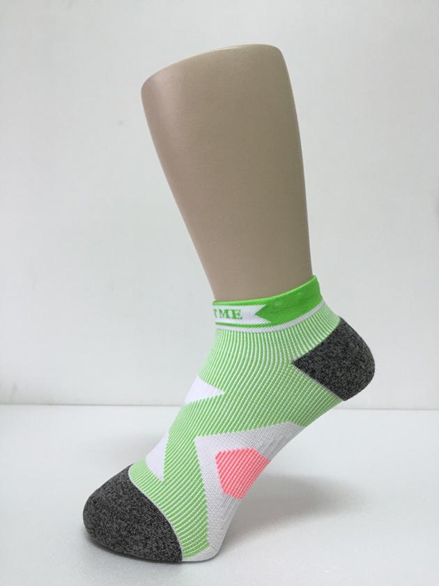TRUST ME  3D科技輕量抗菌壓力運動襪 [ 輕量船型版 ] 6