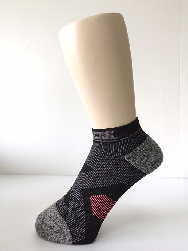 TRUST ME  3D科技輕量抗菌壓力運動襪 [ 輕量船型版 ] 8