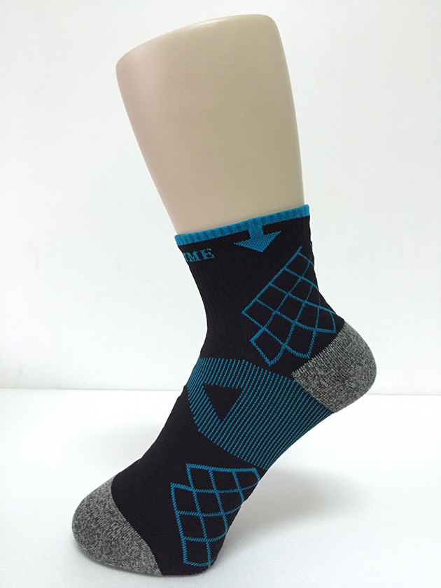 TRUST ME  3D科技抗菌1/2壓力運動襪 [專業競技版 ] 3