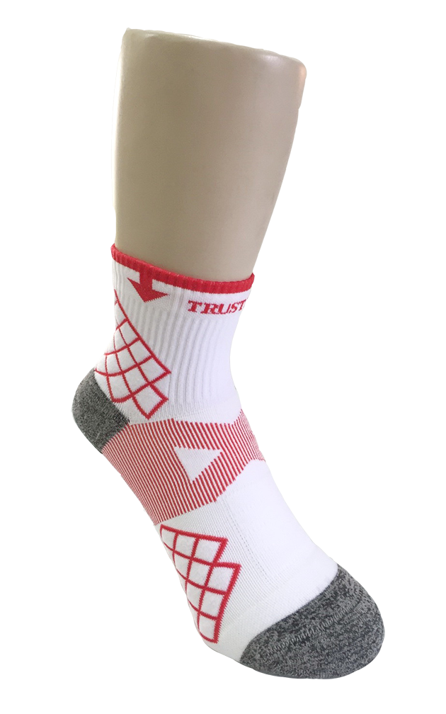TRUST ME  3D科技抗菌1/2壓力運動襪 [專業競技版 ] 10