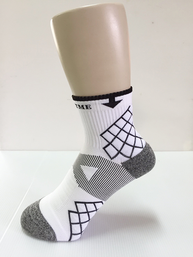 TRUST ME  3D科技抗菌1/2壓力運動襪 [專業競技版 ] 13