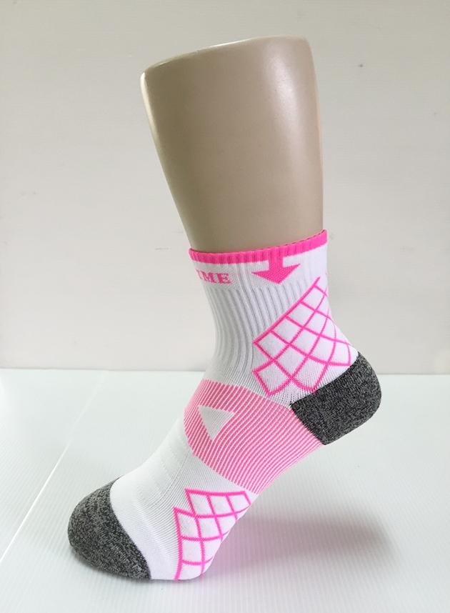 TRUST ME  3D科技抗菌1/2壓力運動襪 [專業競技版 ] 15