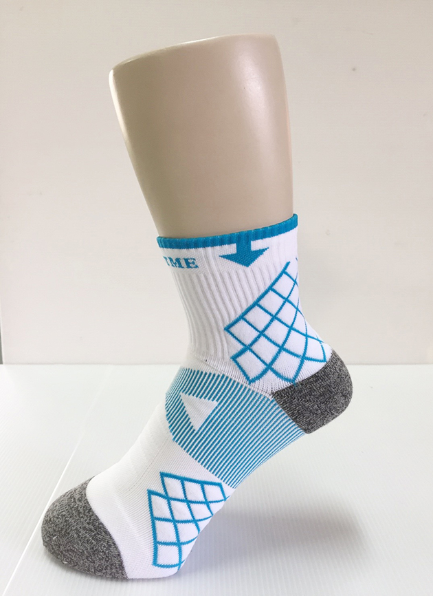 TRUST ME  3D科技抗菌1/2壓力運動襪 [專業競技版 ] 17