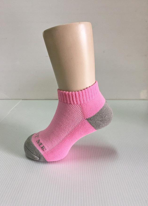 TRUST ME 兒童專屬除臭運動透氣網短襪 9