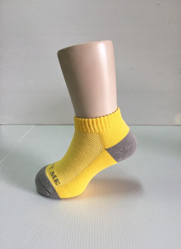 TRUST ME 兒童專屬除臭運動透氣網短襪 10