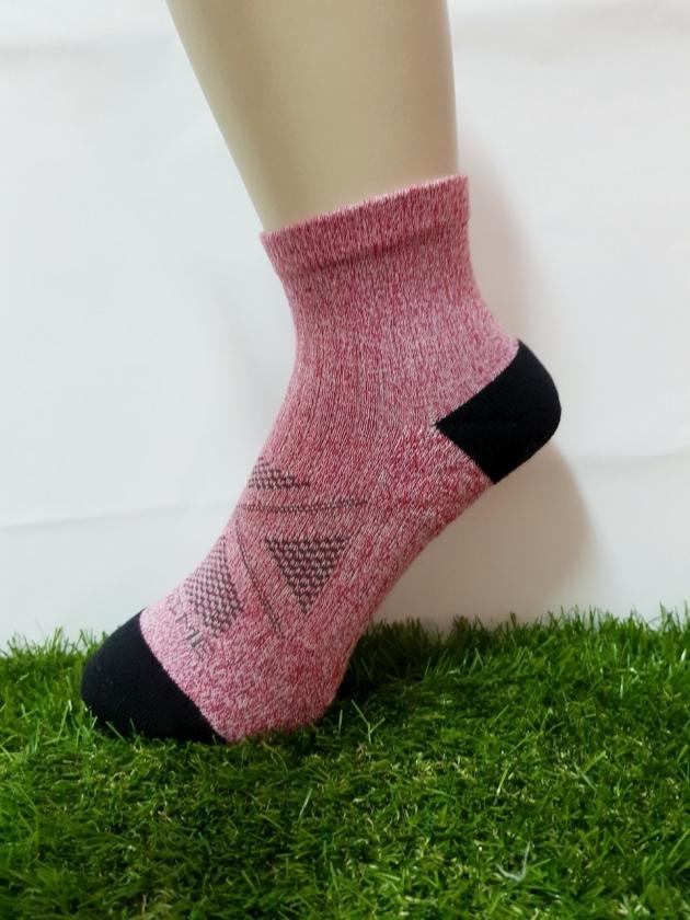 輕壓力除臭運動襪--足弓襪進階版 1