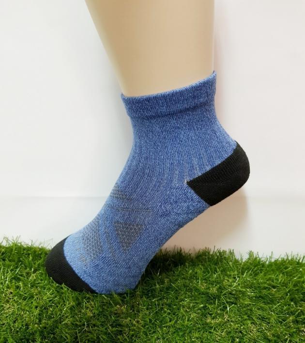 輕壓力除臭運動襪--足弓襪進階版 2