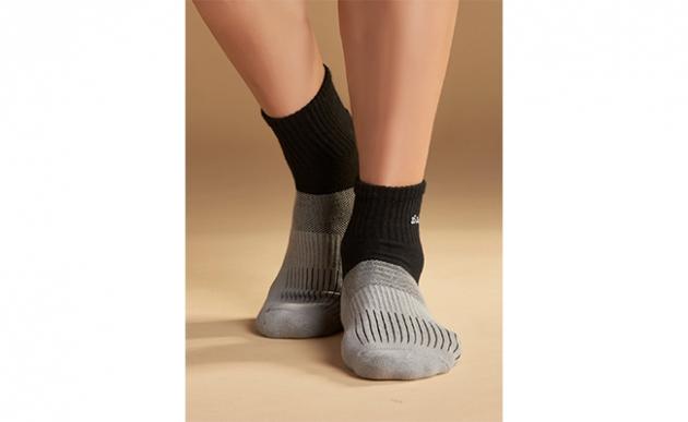 B009  asali  炭纖維消臭環護足弓機能運動襪[終極版] 1
